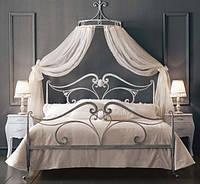 Кованые кровати. Кровать ИК 049