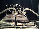 Кованые кровати. Кровать ИК 049, фото 3