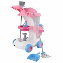 Набор для уборки с ведром и шваброй Wader 58881, фото 3