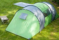 6-8 местная палатка из Германии (3-х комнатная)