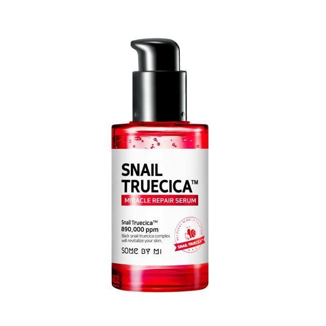 Сироватка проти зморшок By Some Mi Освітлююча Snail Truecica Miracle Repair Serum
