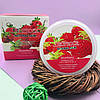 Deoproce Живильний крем для обличчя і тіла з вмістом екстракту полуниці Natural Skin Strawberry Mourishing, фото 2