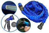 Шланг поливочный X-hose для сада 60 м | xhose шланг для полива  с насадкой распылителем 7 режимов, фото 8