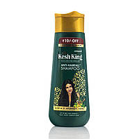 Аюрведический шампунь Кеш Кинг / Kesh King / Aloevera Herbal Shampoo / 80 мл