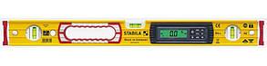 Уровень STABILA Type 196-2 electronic: L = 100 см, 3 капсулы, электронный дисплей определения наклона