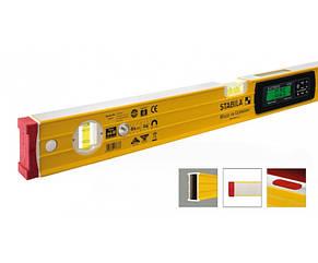 Уровень STABILA Type 196-2 electronic: L = 80 см, 3 капсулы, электронный дисплей определения наклона