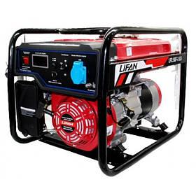 Генератор бензиновый Lifan LF2.5GF-3LS (2,7 кВт)