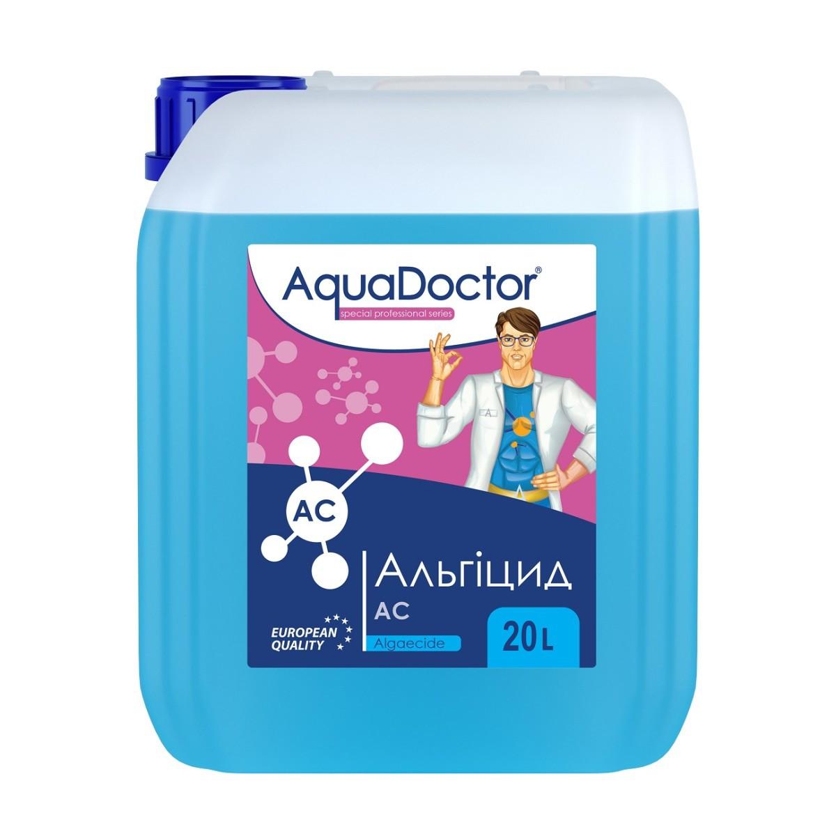 Средство против водорослей Aquadoctor AC (20 л)