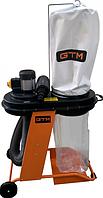 Стружкоотсос GTM FM100E (0,55 Квт, 1150 куб.м/час, 230В)