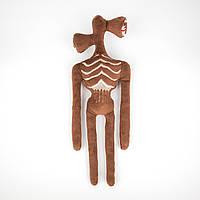 Мягкая игрушка Weber Toys Сиреноголовый 27см коричневый (WT6721)