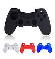 Чехол на джойстик PS4 однотонный