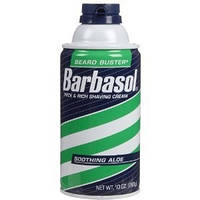 Пена для бритья Barbasol Soothing Aloe с аллое