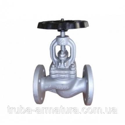Клапан запорный фланцевый ARI-Stobu 35.006 Ду 50 (сальник), фото 2