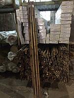Опора бамбуковая, комплект, для подвязки (10шт.) до 3см, L 1,0м Уценка!