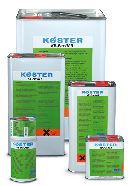 KÖSTER KB-Pur IN 2  (канистра - 8 кг)