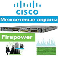 Міжмережевий екран нового покоління Cisco Firepower