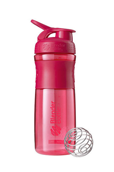 Спортивна пляшка-шейкер BlenderBottle SportMixer 28oz/820ml Pink FL (ORIGINAL)