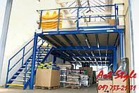 Платформа для склада (мезонин)