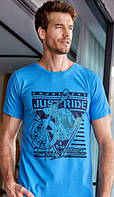 Молодіжна чоловіча футболка 4090, фото 1