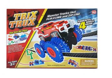 Монстр трак Trix Trux 1932 1 машинка вездеходные машинки траки