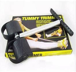 Эспандер для фитнеса  Tummy Trimmer тренажер для дома пружинный