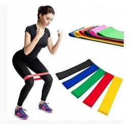 Набор фитнес резинок Huangxin 5 шт