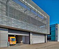 Промышленные рулонные ворота и решетки Hormann