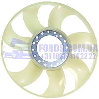 Крильчатка вентилятора FORD TRANSIT 2000-2014 (2.4 TDCI) HMPX