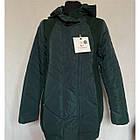 Куртка Фабричная на молнии со съемным капюшоном Fine Baby Cat Китай Размеры 46-52, фото 5