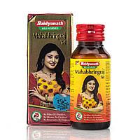 Масло для волос, Махабринградж, Байдинах / Mahabhringraj oil, Вaidyanath / 50 ml