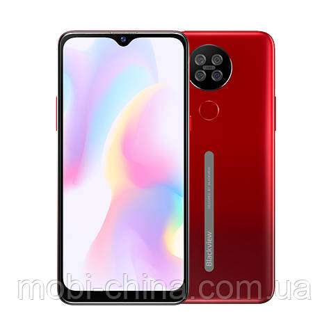 Blackview A80s red, фото 2