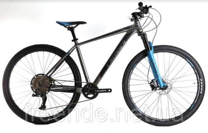 Найнер велосипед Crosser Solo 29 (19/21) 1*12S гідравліка LTWooo+Shimano, фото 2