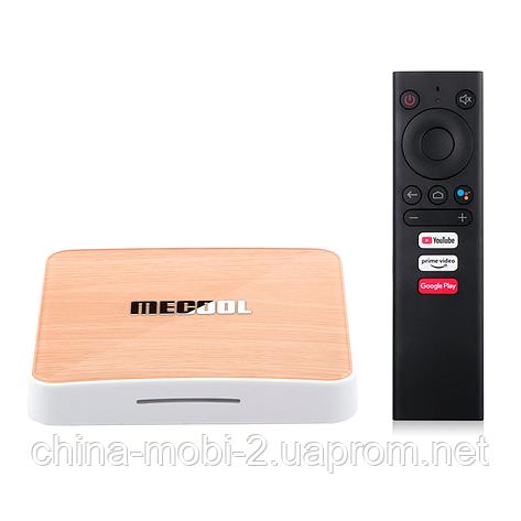 Смарт ТВ приставка MECOOL KM6 4/64Gb, фото 2