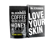 Кофейный скраб для тела Mr. Scrubber Honey Melon 200 г