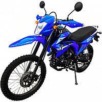 Мотоцикл SPARK SP200D-26 синий, фото 1