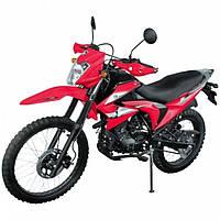 Мотоцикл SPARK SP200D-26 красный, фото 1
