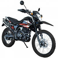 Мотоцикл SPARK SP200D-26 чорний