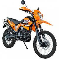 Мотоцикл SPARK SP200D-26M помаранчевий