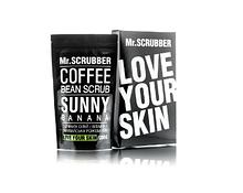 Кофейный скраб для тела Mr. Scrubber Sunny Banana 200 г