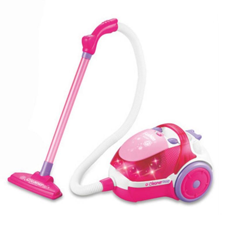 Іграшковий пилосос рожевий Woopie 28804