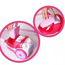 Іграшковий пилосос рожевий Woopie 28804, фото 2