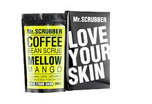 Кофейный скраб для тела Mr. Scrubber Mellow Mango 200 г