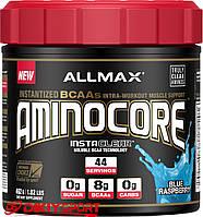 BCAA Аминокор, AminoCore BCAA Blue Raspberry ALLMAX, 462 g