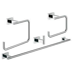 Набор аксессуаров Grohe Essentials Cube 40778001