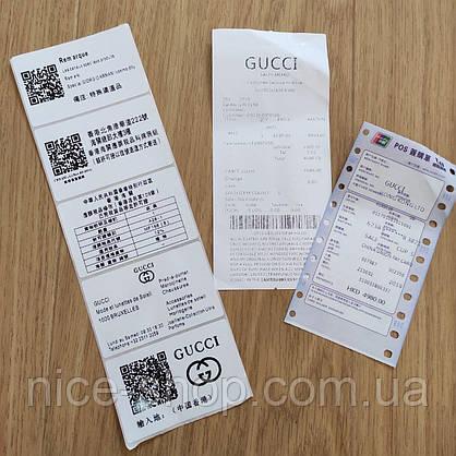 Документи Gucci, фото 3