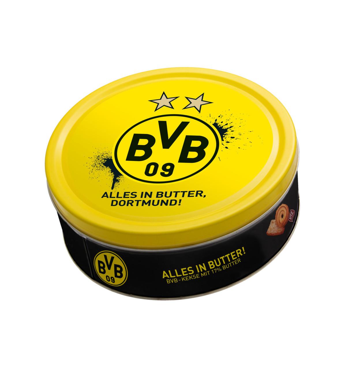 Печиво BVB Butter Cookies Limited Edition, 454г, 12шт/ящ