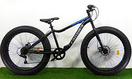 Велосипед Crosser Fat Bike 26 Стальная рама 16,5