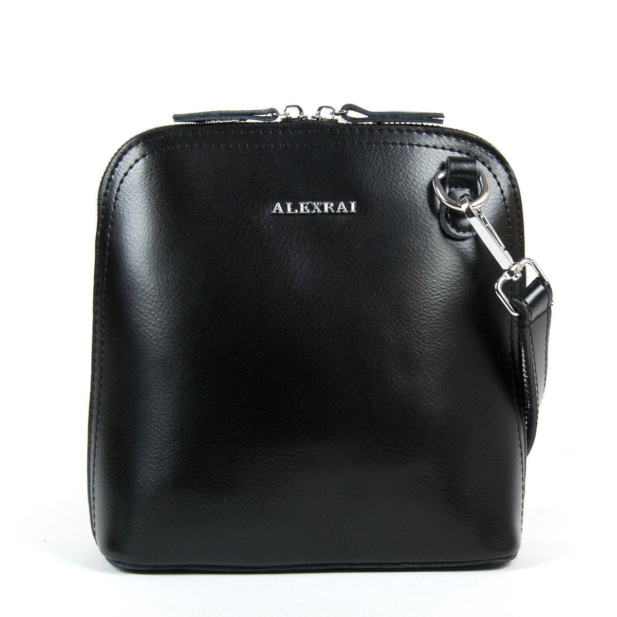 Сумка Жіноча Класична шкіра ALEX RAI 05-01 8803 черная