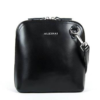 Сумка Жіноча Класична шкіра ALEX RAI 05-01 8803 черная, фото 2