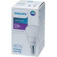 Лампы светодиодные Philips LEDlustre с цоколем E14